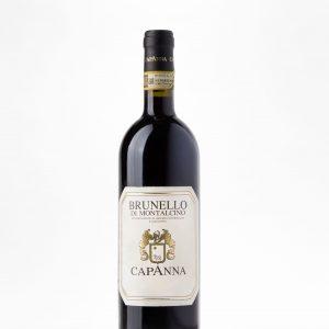 Capanna – Brunello di Montalcino Reserva DOCG 2015