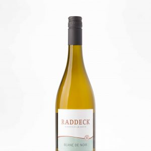 Weingut Raddeck – Blanc de Noir 2019